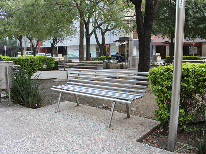 Stainless Steel Benches B-014