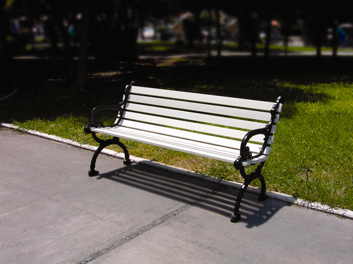 Carbon Steel Bench B-089